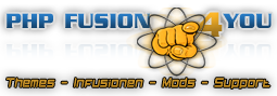 PHP-Fusion-4you Demoseite